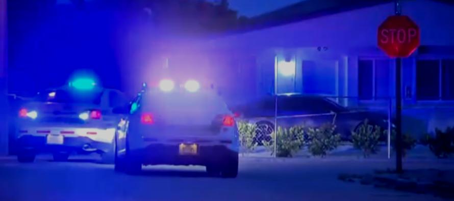 Policía de Miami busca a 2 hombres que robaron pistola de un auto
