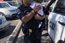 Policía rescata a bebé de 4 meses encerrado en un automóvil en Florida