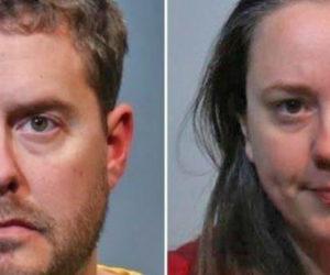 Maestra arrestada por hacer pornografía infantil con su hijo