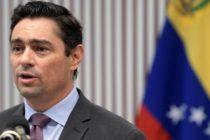 El exilio llevó a Carlos Vecchio a ser el representa de Venezuela en EE UU