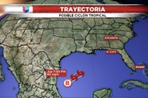 ¡Alerta! Potencial ciclón tropical se dirige a Florida