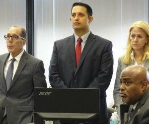 Policía condenado por el homicidio de un afroamericano pide nuevo juicio