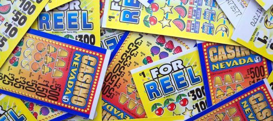 Hombre de Tampa ganó $10,000 semanales de por vida en raspadito de la Lotería
