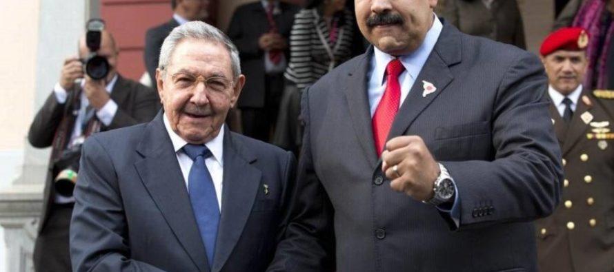 Pedro Corzo: Castro chavismo, estirpe terrorista