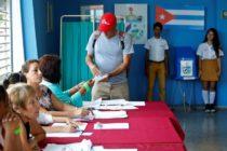 Califican de fraudulento referéndum de Díaz Canel en Cuba