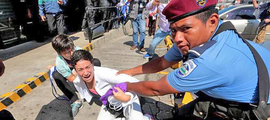 Solicitan sanciones internacionales contra Daniel Ortega y demás funcionarios responsables de la represión en Nicaragua