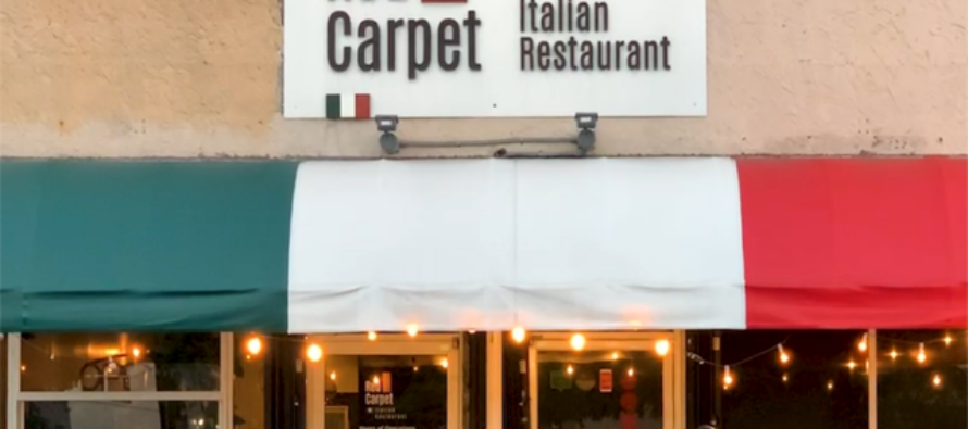 Venezolanos conquistan Miami con su restaurante italiano el «Red Carpet»