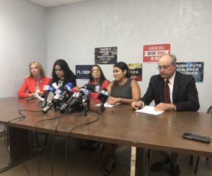 En Florida: Latinos demócratas condenaron ataque de Trump a su comunidad