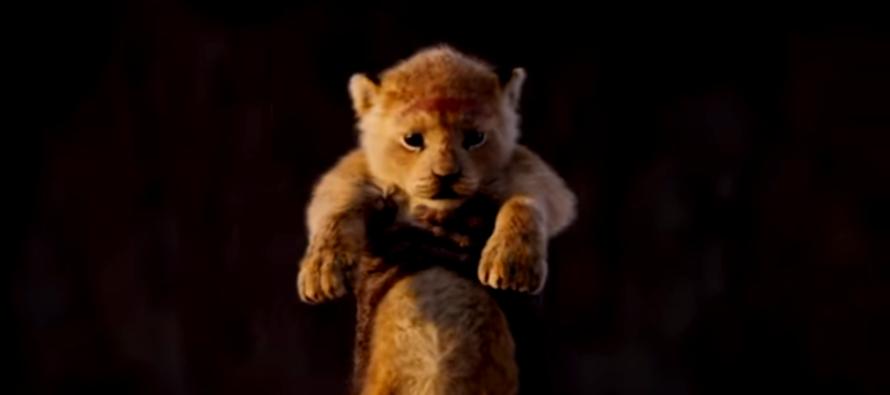 'El Rey León' podría marcar un hito en la taquilla estadounidense con sello Disney