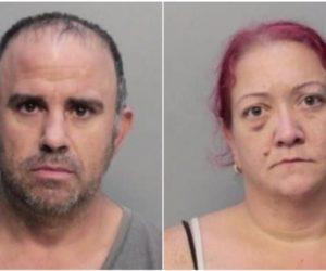 Pareja de Hialeah arrestados por robar miles de dólares en joyas y artículos de una vivienda