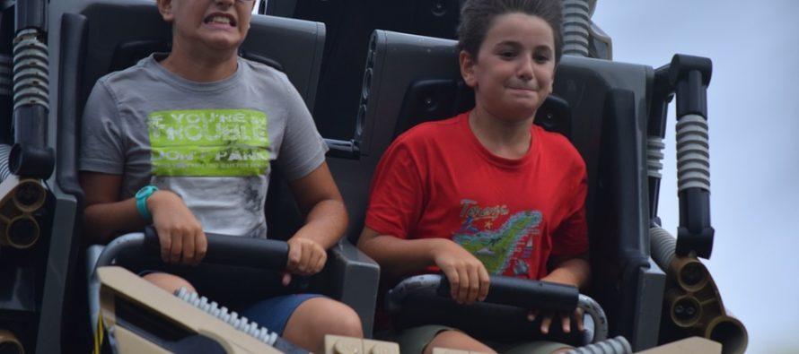 Si es un amante de la velocidad y la adrenalina, debe conocer la nueva atracción de Busch Gardens Tampa Bay