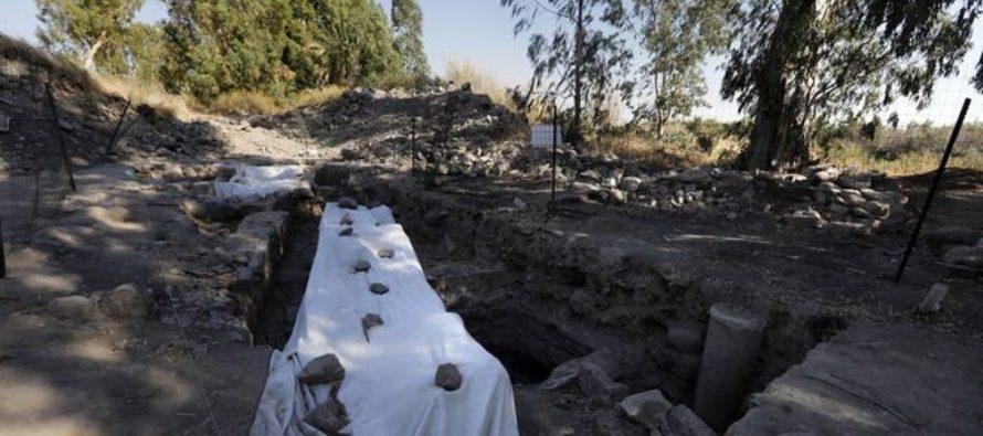 Arqueólogos israelíes encontraron la casa de San Pedro y San Pablo en Betsaida