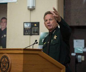 Senadores de Florida consideran la posibilidad de devolver el cargo al sheriff Scott Israe