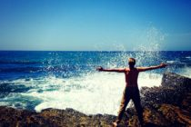 Estos son los beneficios del agua de mar para el organismo