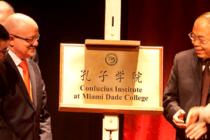 Residentes de Miami-Dade se oponen a que el Instituto Confucio mantenga sus puertas abiertas