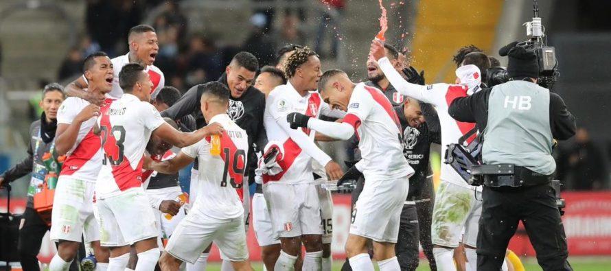 Perú jugará la final de la Copa América ante el local Brasil este domingo