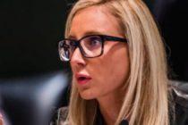 Senadora Lauren Book solicitó investigación en Florida sobre liberación de Epstein
