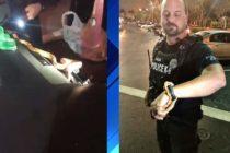 ¡Sorpresa! Mientras manejaba mujer encontró serpiente dentro de su vehículo en Florida (Video)