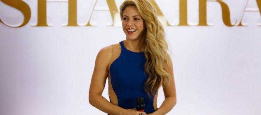 Por esta foto seguidores aseguran que Shakira  ya no es la misma