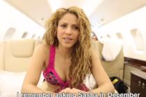 Shakira reveló detalles íntimos de su relación antes del estreno del documental«El Dorado World Tour»