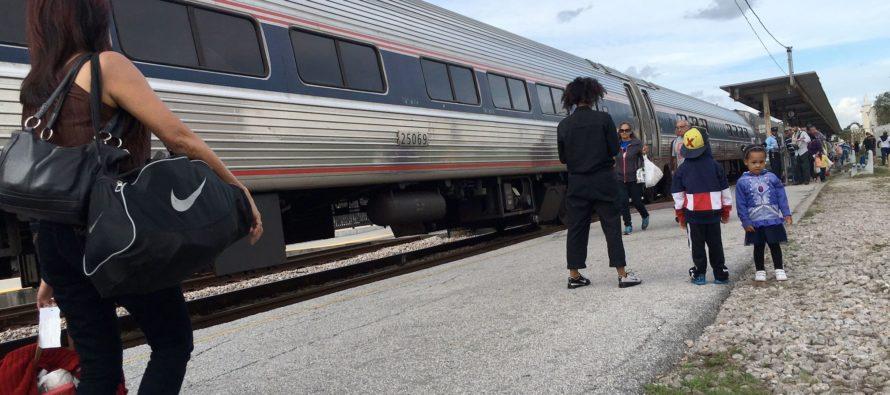 Viaja desde Nueva York a Miami en el tren predilecto de James Bond