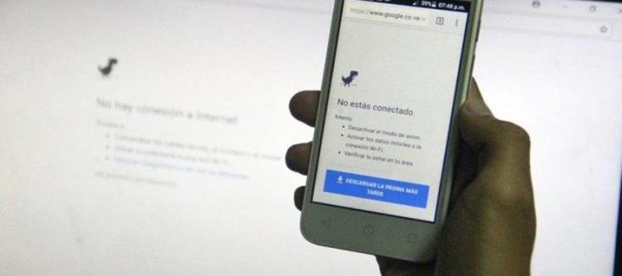 ONG NetBlocks confirmó bloqueo de internet en Venezuela