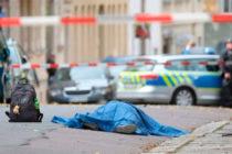 Un hombre ataca una sinagoga alemana en pleno Yom Kippur y asesina a dos persona