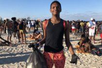 Estudiantes de la secundaria de Fort Lauderdale limpiarán las playas como parte de un programa ambiental