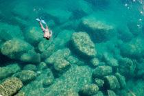 Un hombre logró dos récords Guinness al nadar 54 días en lago lleno de cocodrilos
