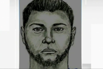 Policía de Miami publica boceto de presunto agresor sexual