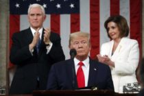 """Trump en el Discurso del Estado de la Unión: EEUU """"está más fuerte que nunca"""""""
