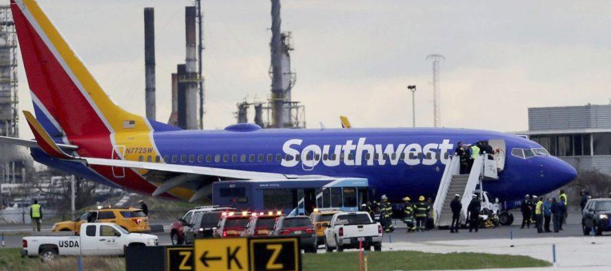 ¡Susto! Boeing 737 Max aterrizó de emergencia en Orlando