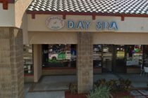 Principales ejecutivos atrapados en red de prostitución en sala de masajes de Florida