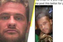 Hombre envía selfie a la policía porque no le gusta la foto que usan para encontrarlo