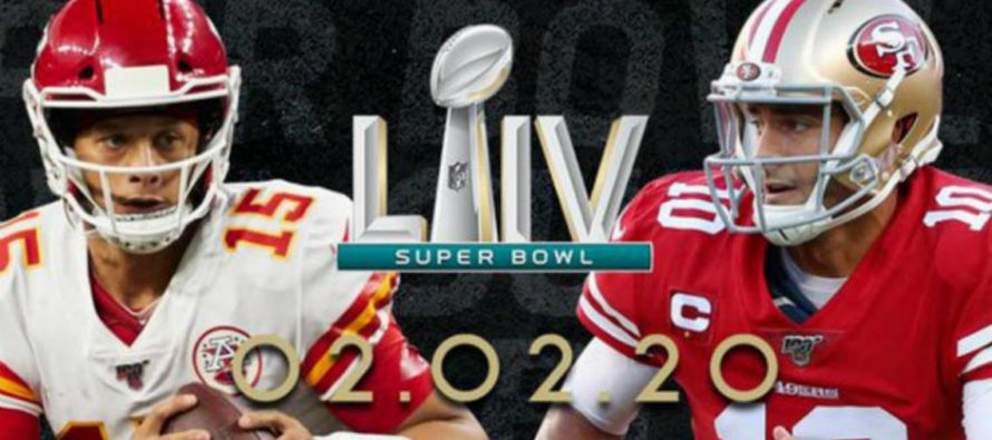 San Francisco 49ers y Kansas City Chiefs jugarán el Super Bowl en Miami