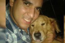 Preso político Alonso Mora presenció como torturaron a su mascota por impedir su arresto