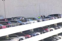 Viajeros fueron víctimas nuevamente de otra ronda de robos de vehículos en los estacionamientos de Miami