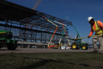 El estadio de Fútbol de David Beckham va tomando forma en Fort Lauderdale
