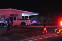 Camioneta se estrella contra una casa de Miami-Dade y el conductor se dio a la fuga