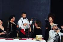 La obra «Cena de cuentos» exaltará la cuentística del siglo XX en el Artefactus Black Box de Miami