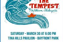¡Ya sabe! Toda la familia de Miami está invitada a disfrutar de la presentación gratuita de la obra «La Tempestad»