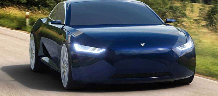 Mira lo que hizo Elon Musk para promocionar las ventas de los autos Tesla en China (Video)