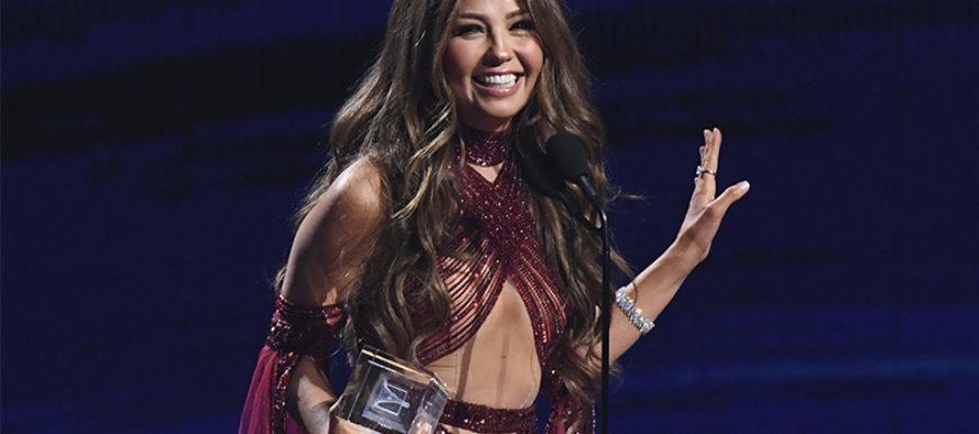 Conoce el nuevo challenge que presentó Thalia y es tendencia en las redes (Video)