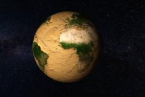 ¡Apocalíptico! NASA muestra la increíble escena de cómo sería la Tierra sin océanos (vídeo)
