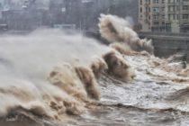 Tifón Lekima en su paso por China dejó 32 muertos y al menos 5 millones de afectados