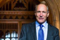 Tim Berners,  el creador de la Web, anunció su plan global para 'arreglar' Internet