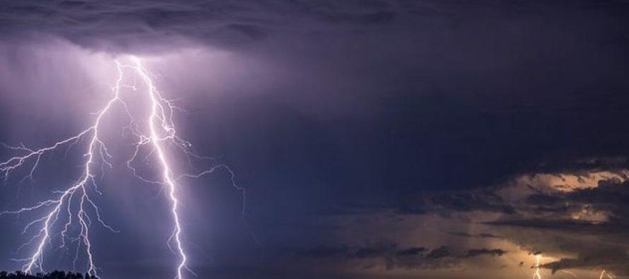 Julio, el mes más peligroso en Florida para morir por un rayo