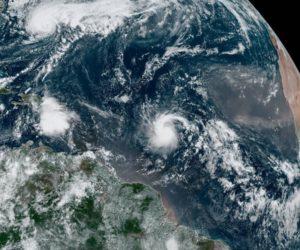 Jerry camino a convertirse en huracán
