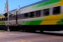 El tren más rápido del sur de Florida agregará paradas a su ruta