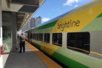 Brightline, la línea de trenes expreso alternativa en Miami